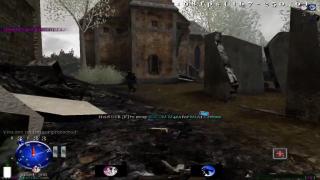 Destroyed village uo